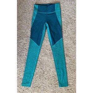 Outdoor Voices Two-Tone Legging